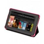 Marware MicroShell Folio Cover for Kindle Fire - Pink