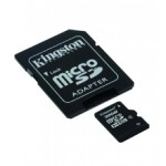 Kingston 32GB microSDHC CL4 + Adapter