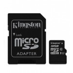 Kingston 32GB microSDHC CL10 + Adapter