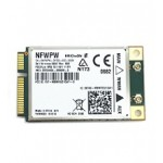 Mini PCIe 3G/HSDPA WWAN Adapter Dell Wireless 5550