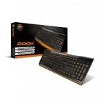 Cougar 200K Scissor USB Gaming Keyboard HU