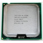 Intel Celeron Dual Core E3300 2.5GHz Tray