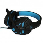 ACME AULA Prime LB-01 Gaming Headset Black-Blue
