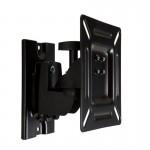 4World LCD TV/Monitor fali tartó (15 - 22) - Fekete