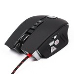 A4Tech ZL50 Sniper Laser Gaming Mouse Black