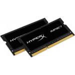 Kingston DDR-3L 8GB /1866 HyperX Impact KIT SoDIMM