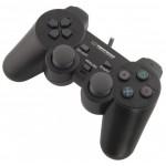 Gamepad Esperanza EG106 USB Vibration (PS2/PS3/PC)