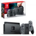 Nintendo Switch + Gray Joy-Con Gamepad