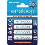Panasonic Eneloop NiMh Rechargeable AA Ceruza Akku