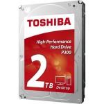 TOSHIBA 2.0TB SATA-III P300