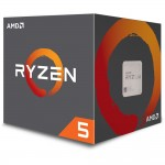 AMD Ryzen 5 1600 BOX (sAM4)
