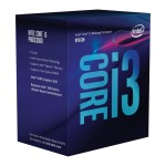 Intel Core i3-8100 3.6GHz BOX