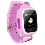 Cellect Q90 Gyermek GPS nyomkövet&#337,s okosóra Pink
