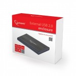 Gembird EE2-U2S-5 2.5 USB 2.0 Drive KIT