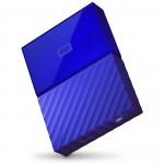 WD 4.0TB My Passport USB 3.0 Blue