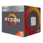 AMD Ryzen 5 2400G BOX (sAM4)
