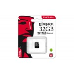 Kingston 32GB microSDHC UHS-I CL10