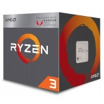 AMD Ryzen 3 2200G BOX (sAM4)