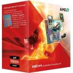 AMD A4-3300 X2 BOX (sFM1)