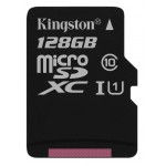 Kingston 128GB microSDXC UHS-I CL10
