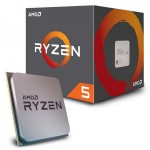 AMD Ryzen 5 2600X BOX (sAM4)