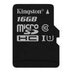 Kingston 16GB microSDHC UHS-I CL10