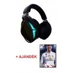 ASUS ROG Strix Fusion 500  Headset + Ajándék FIFA 18