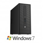 HP ProDesk 600 G1 Tower + Win 7 Home
