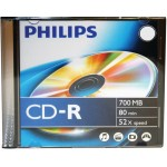 Philips CD-R 700MB 52x Disc