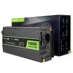 Green Cell 1000W Inverter 12V