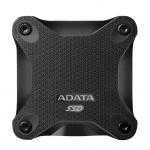 A-Data SD600 256GB USB 3.1 External SSD Black