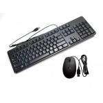 Dell KB212-B USB Keyboard + MS111-P Mouse