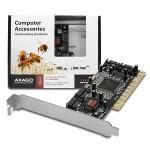 SATA kártya PCI (4 port)