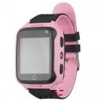 Xblitz Kids WatchMe GPS Gyermek nyomkövet&#337,s okosóra Pink
