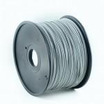 3D nyomtató kellék Gembird PLA 1.75mm 1kg Filament Gray