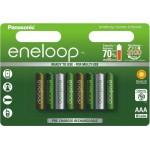 Panasonic Eneloop Botanic NiMh Rechargeable AAA