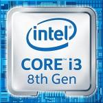 Intel Core i3-8100 3.6GHz Tray