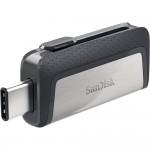 SanDisk 256GB Ultra Dual Drive USB 3.1 + USB-C Flash Drive
