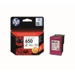 HP 650 Tri-Color