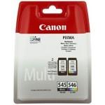 Canon PG-545 + CL-546 Eredeti Tintapatron 4-Color