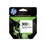HP 300XL Tri-Color
