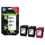 HP 301 4-Color (2+1db)