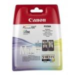 Canon PG-510/CL-511 Eredeti Tintapatron 4-Color