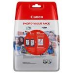 Canon PG-545XL/CL-546XL 4-Color + Fotópapír ValuePack