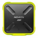 A-Data SD700 512GB USB 3.1 External SSD Yellow