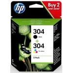 HP 304 4-Color