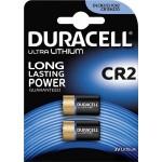 Duracell Ultra Lithium DuraLock CR2 (2 db)
