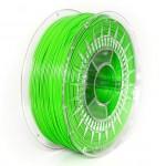 3D nyomtató kellék Devil Design PLA 1.75mm 1kg Filament Green