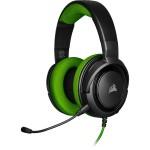 Corsair HS35 Stereo Gaming Headset Green