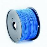 3D nyomtató kellék Gembird PLA 1.75mm 1kg Fil. Blue